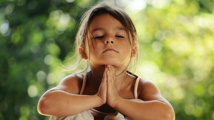 Enfant : deux séances de relaxation pour l'aider à retrouver son calme