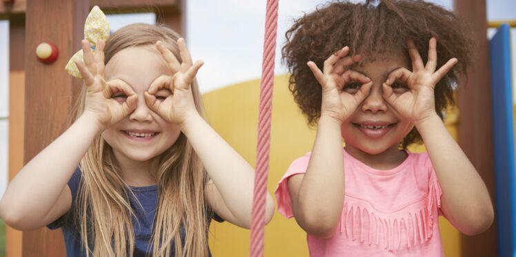 Exercice de concentration pour enfant : L'alphabet humain