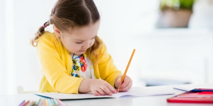 Exercice de concentration pour enfant : Le mot le plus long