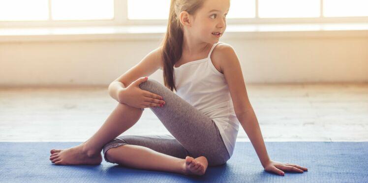 Gym pour enfant : des exercices inspirés des héros Disney pour les faire bouger