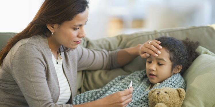 Fièvre de l'enfant : 6 questions que tous les parents se posent