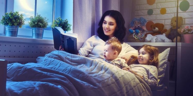 Histoire pour dormir: pourquoi c'est important pour mon enfant