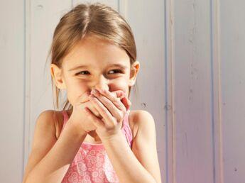 Mon enfant grince des dents