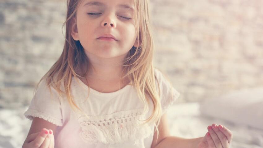 5 jeux pour pratiquer la méditation avec son enfant