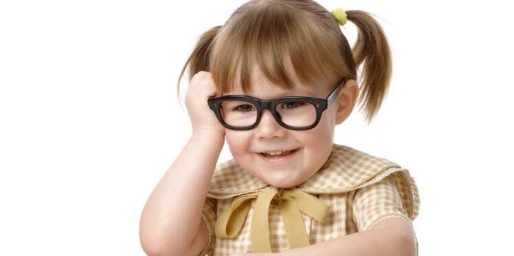 Lentilles : les enfants aussi peuvent en porter !