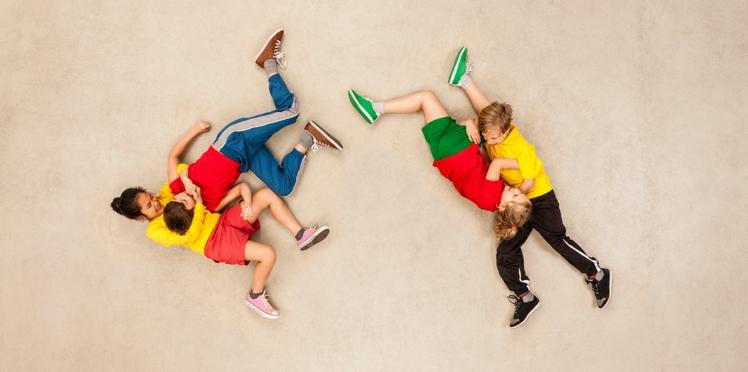 Vidéo : la lutte, le sport idéal pour mon enfant ?