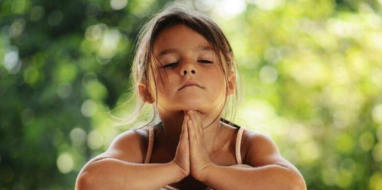 La méditation pour enfant : une méthode douce anti-stress