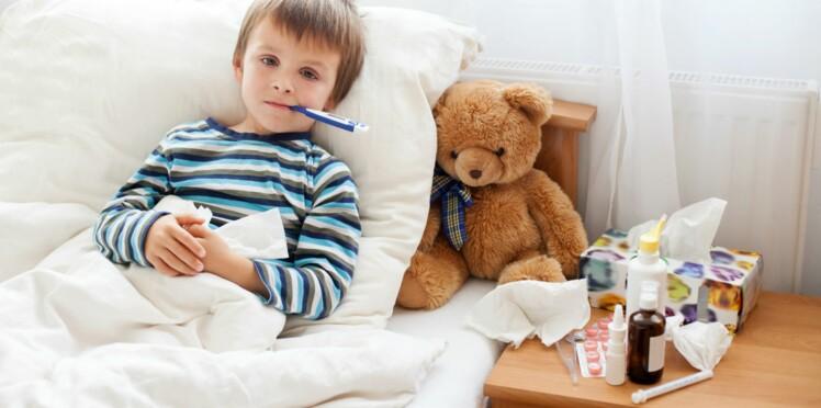 Mon enfant a la scarlatine : les conseils du naturopathe