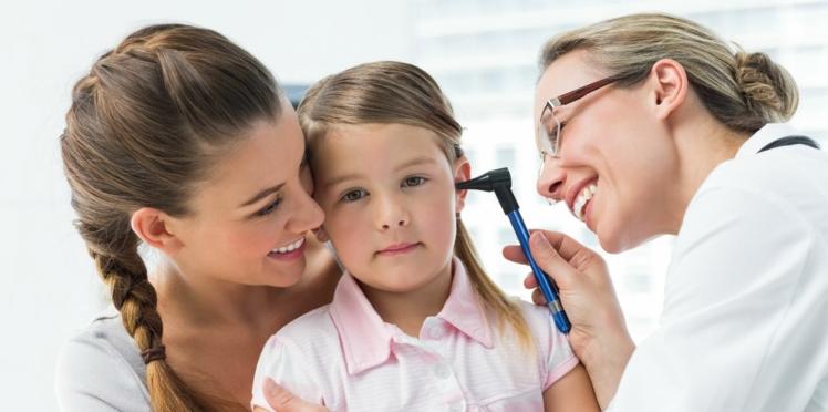 Mon enfant a une otite : comment réagir ?