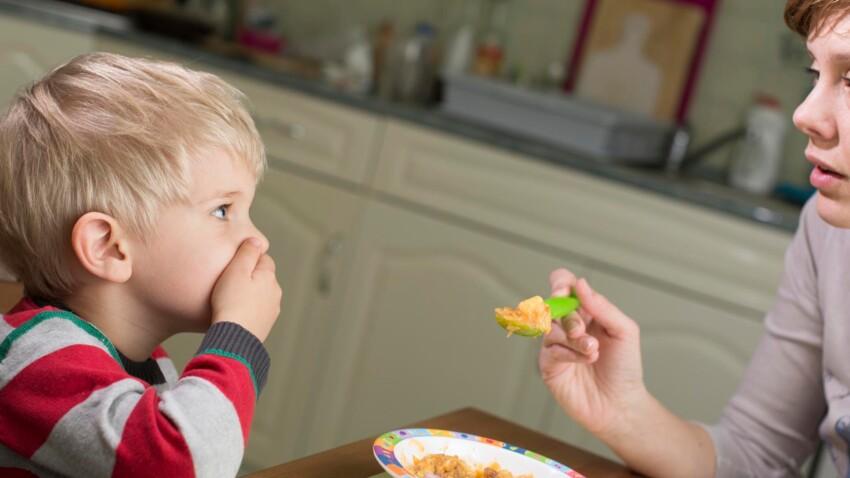 Néophobie alimentaire : quand l'enfant refuse de s'alimenter