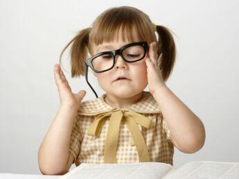 Problème de vue : mon enfant a-t-il besoin de lunettes ?