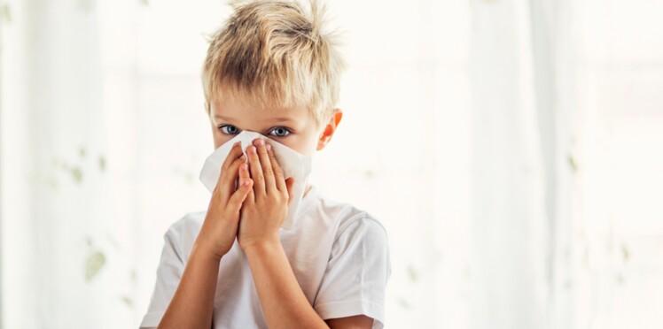 Soigner le rhume de son enfant grâce à l'homéopathie