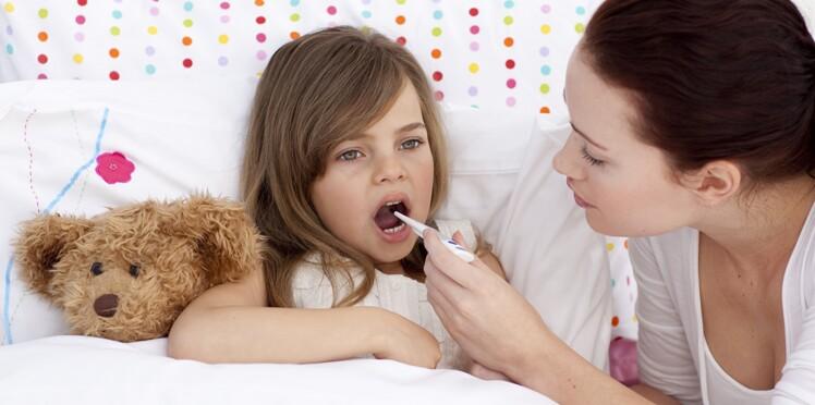 Roséole infantile : les symptômes qui doivent alerter