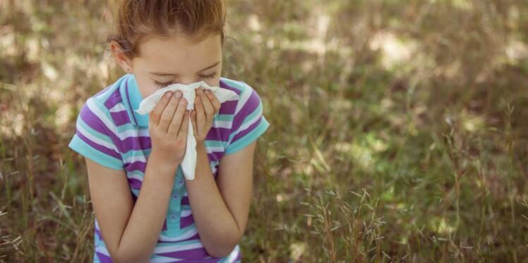 Les solutions naturelles anti-rhume chez l'enfant