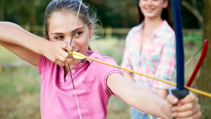 Vidéo : le tir à l'arc, le sport idéal pour mon enfant ?