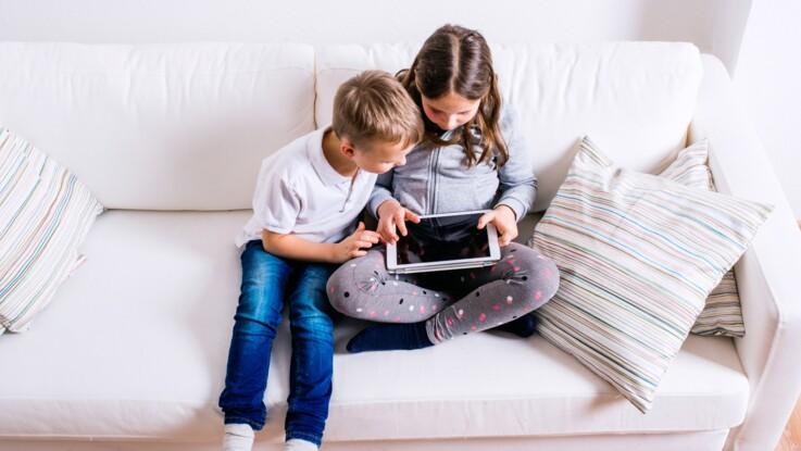 Tablette, ordinateur, télévision : l'usage des écrans en fonction de l'âge de l'enfant