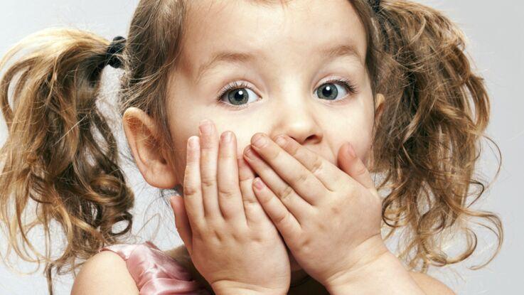 Comment réagir si un enfant s'étouffe ?