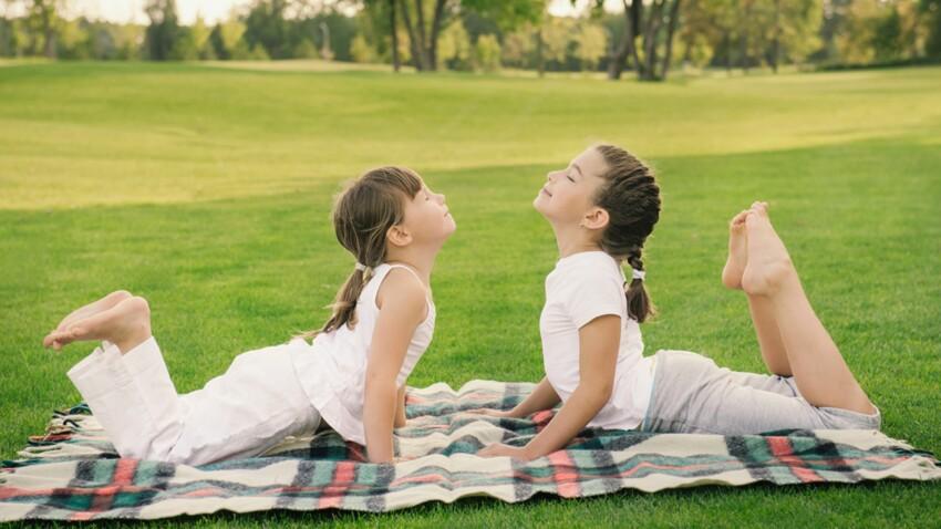 Les bonnes raisons de mettre son enfant au yoga
