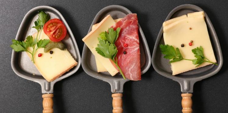 Raclette, tartiflette, fondue... Puis-je manger du fromage pendant ma grossesse?