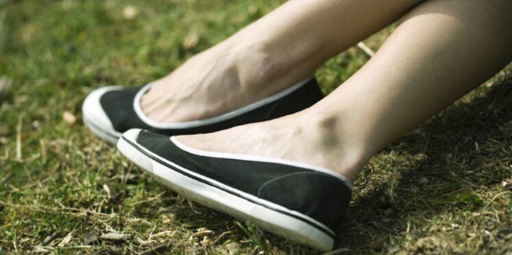 Choisir les bonnes chaussures pendant la grossesse