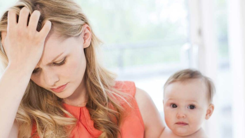 Baby blues : comment faire face ?
