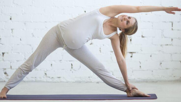 Mon cours de yoga en vidéo : spécial femme enceinte