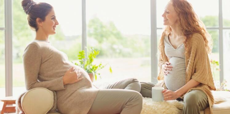 fea42dadd2a0 10 conseils pour une grossesse en pleine forme !   Femme Actuelle Le MAG