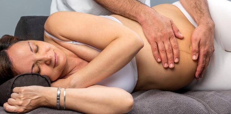 Ostéopathe : pourquoi il est bien de consulter pendant la grossesse