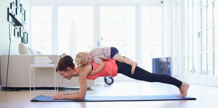 Après l'accouchement, quels sports faire avec bébé ?