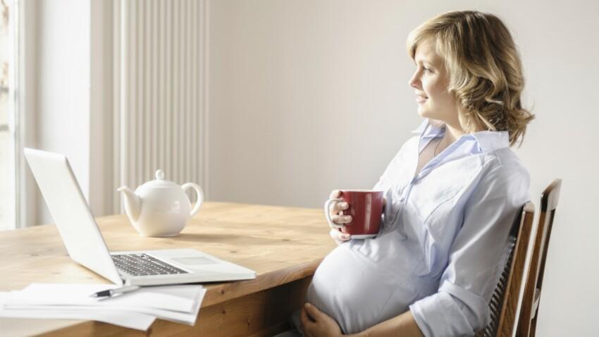 Mon suivi de grossesse, mois après mois
