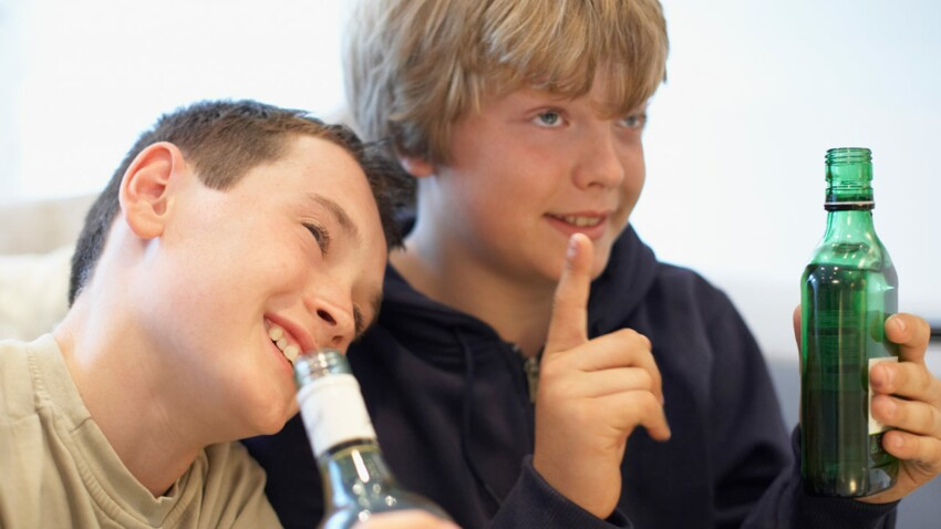 70% des collégiens déclarent avoir déjà consommé de l'alcool