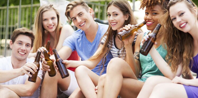 Alcool et tabac : ils ont moins la cote chez les collégiens