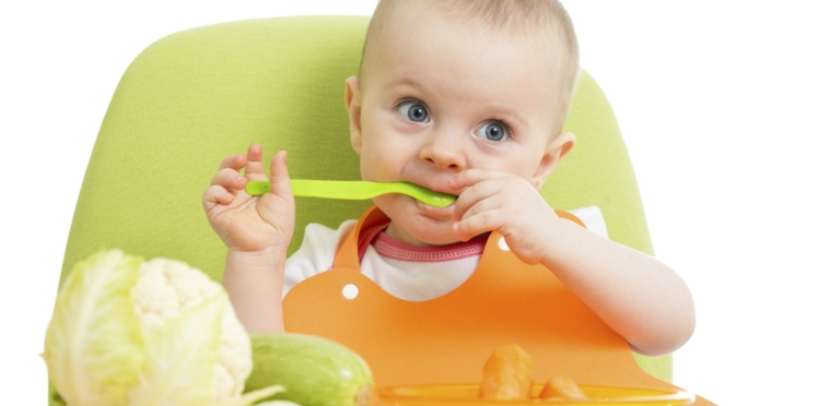 Des aliments bio en portions surgelées