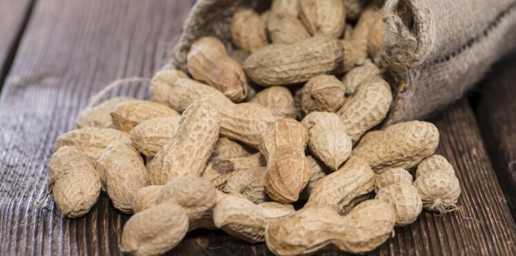 Les nourrissons qui consomment de l'arachide font moins d'allergies