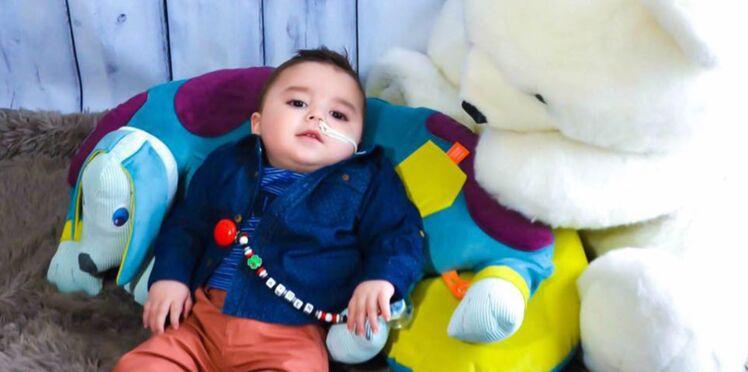 Appel aux dons pour sauver Ayden, atteint d'une maladie rare