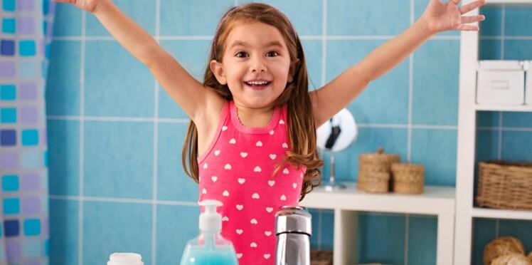 Une appli pour leur apprendre à se laver les mains