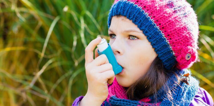 Asthme : 1 enfant sur 2 serait surdiagnostiqué