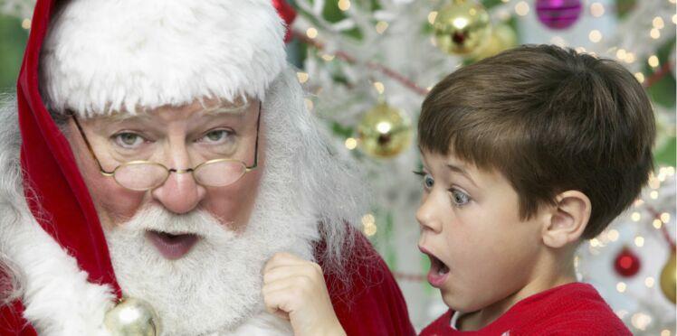 Une jolie astuce pour dire la vérité à ses enfants sur le Père Noël
