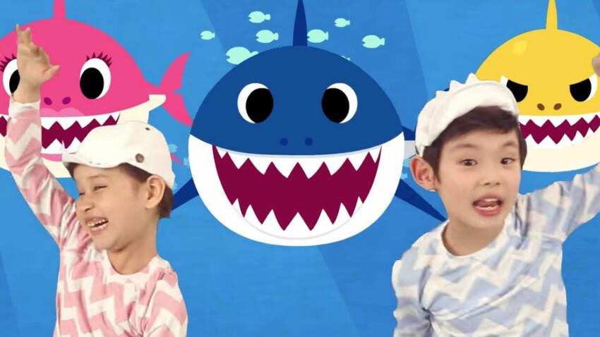 """""""Baby Shark"""", nouveau Gangnam Style, le hit coréen qui va rendre dingues vos enfants"""