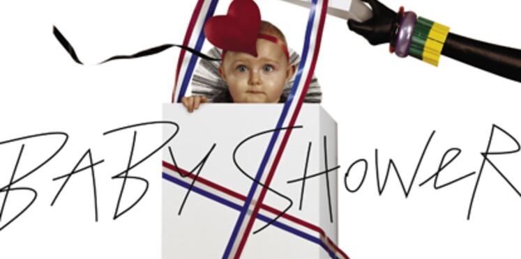 Baby Shower aux Galeries Lafayette le 29 mai