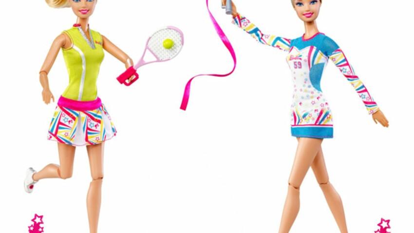 Une nouvelle Barbie... championne Olympique