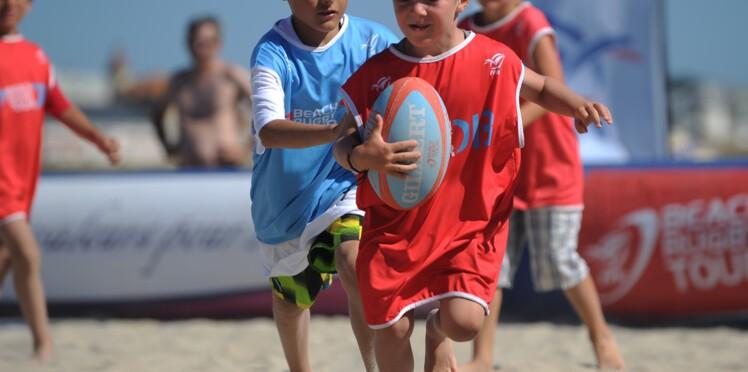 Des vacances sportives avec le Beach Rugby Tour