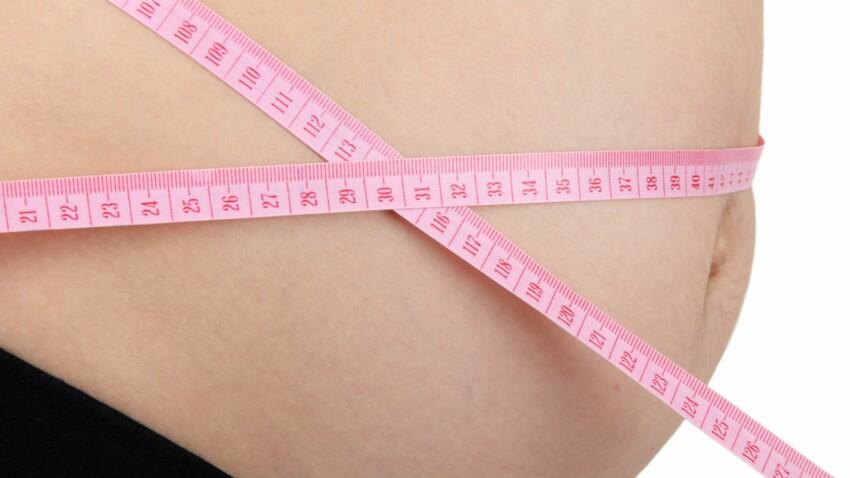 Les bébés de mères obèses auraient plus de risques de présenter des malformations
