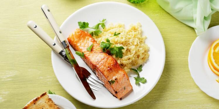 Grossesse : consommer du saumon limiterait les risques d'allergies respiratoires du bébé