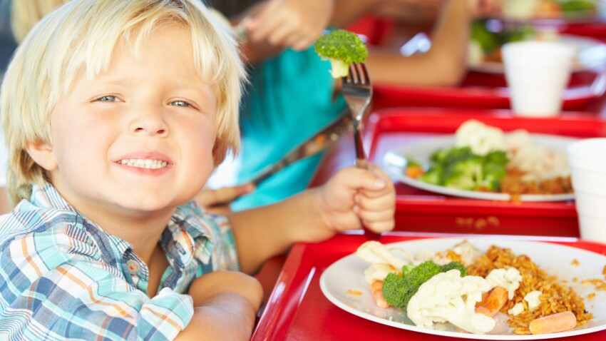 Produits bio aux menus des cantines scolaires : l'Assemblée a dit oui