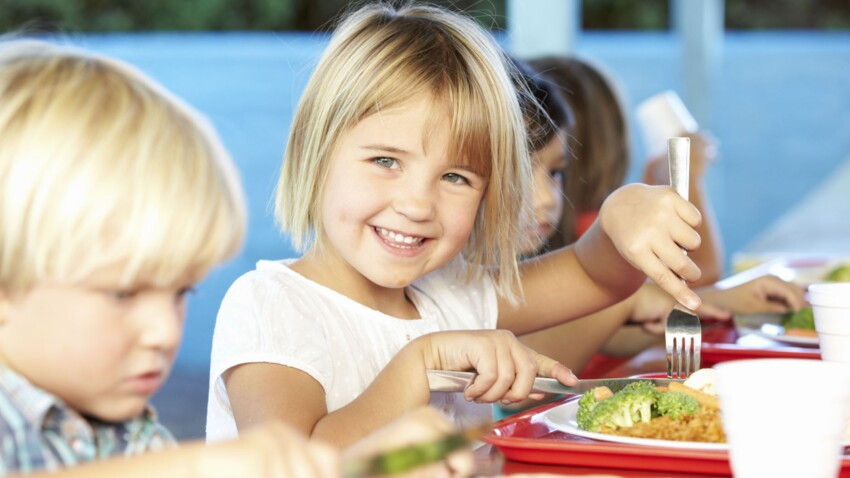 Cantine scolaire : qu'en pensent les enfants ?