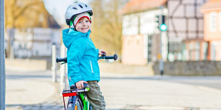 Le casque à vélo bientôt obligatoire pour les enfants de moins de 12 ans