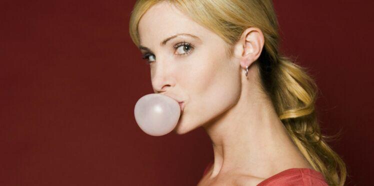 Après une césarienne, mâchez des chewing-gums !