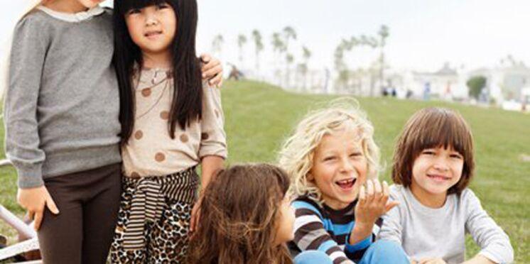 H&M met en vente sa collection spéciale rentrée pour les enfants