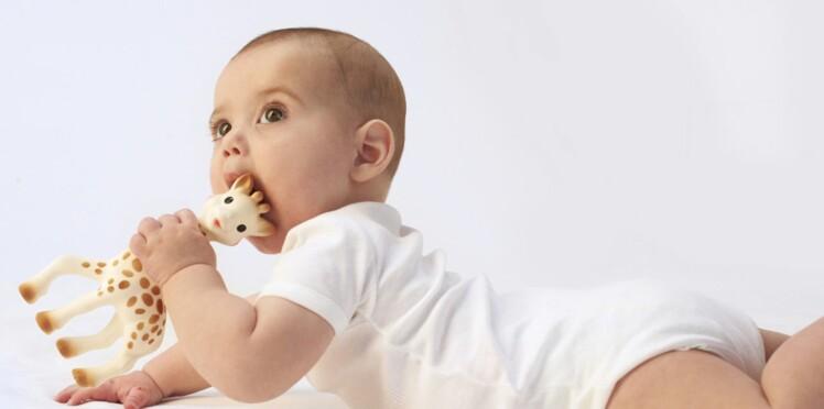 Concours : votre bébé aux côtés de Sophie la Girafe !